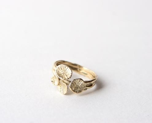 Fairy Ring 14K gold