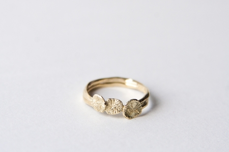 Fairy Ring 14K gold