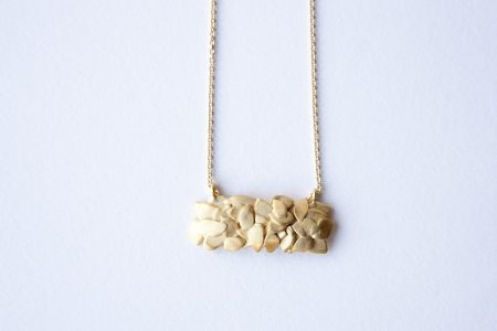 Forest Gold Necklace
