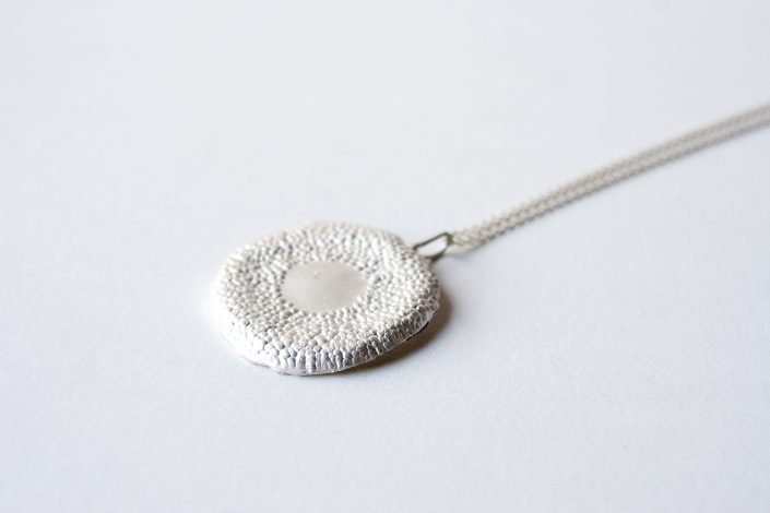 sun pendant sterling silver