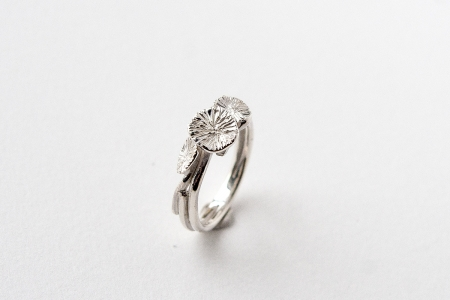 Vila Ring sterling silver